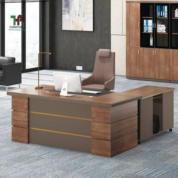 bàn giám đốc gỗ công nghiệp (1)