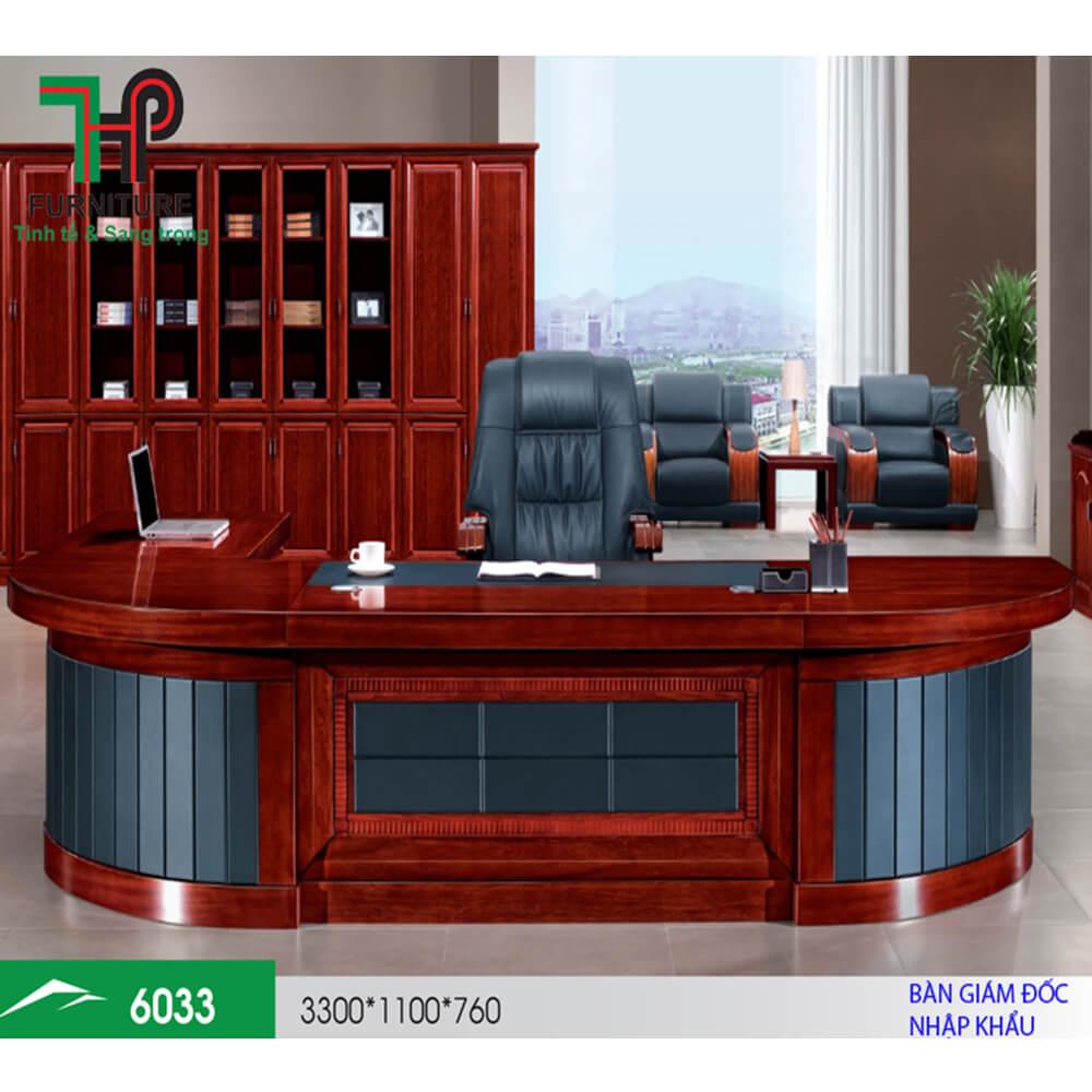 bàn giám đốc nhập khẩu cao cấp