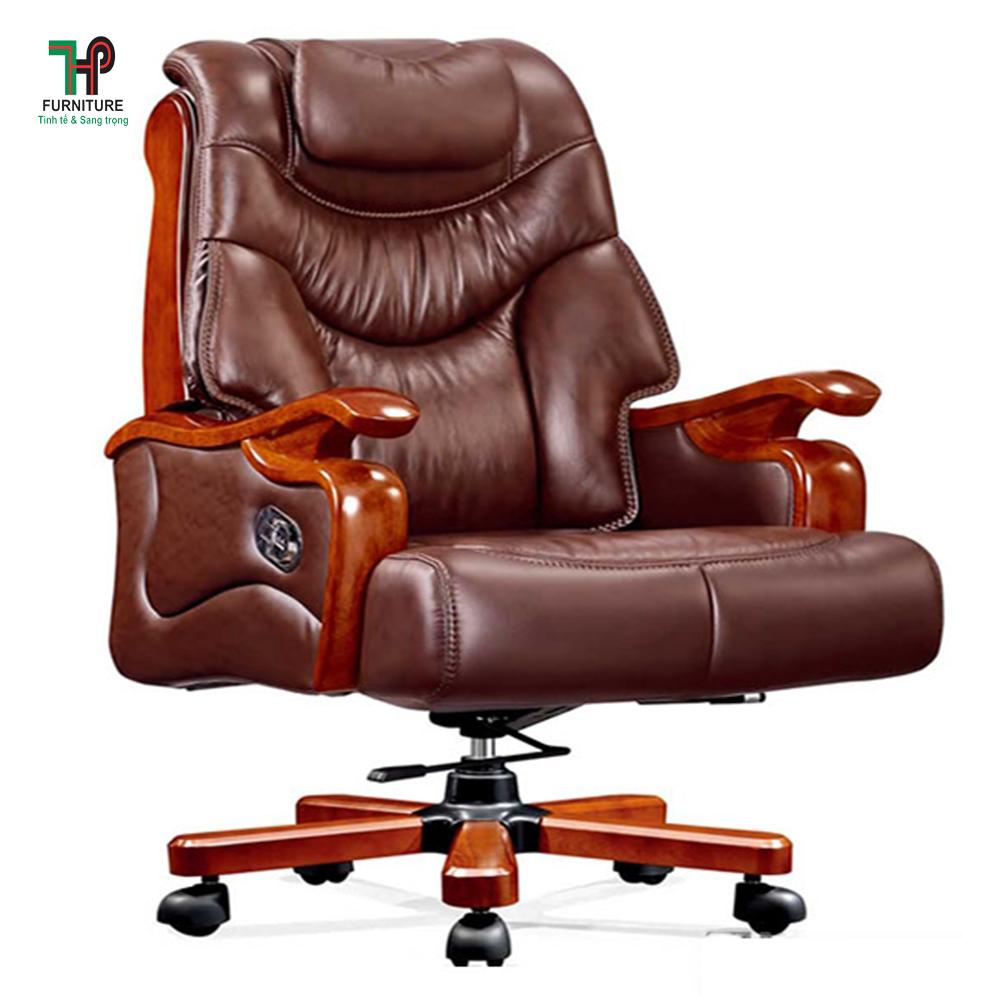 Ghế da giám đốc