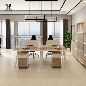 module bàn làm việc 4 người (2)