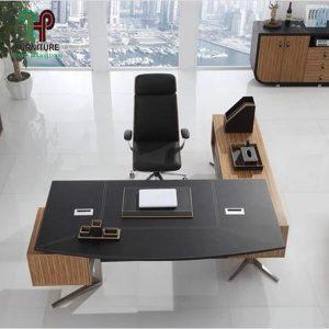bàn ghế giám đốc cao cấp catania