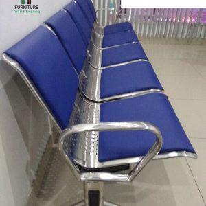 ghế ngồi chờ inox