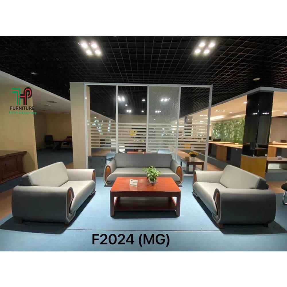 Sofa da văn phòng