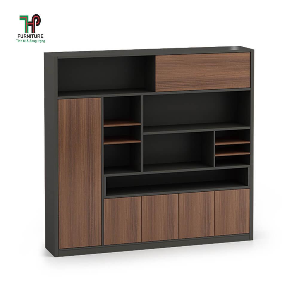 Tủ hồ sơ gỗ